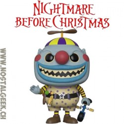 Funko Pop Disney Nightmare Before Christmas Clown Vinyl Figure
