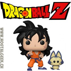 Funko Pop Dragon Ball Z Yamcha And Puar Vinyl Figure
