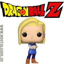 Funko Pop Dragon Ball Z Android 18