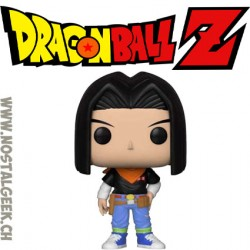 Funko Pop Dragon Ball Z Android 17 Vinyl Figure
