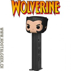 Funko Pop Pez Marvel Wolverine Logan Candy &Dispenser