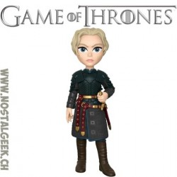 Funko Rock Candy Game Of Thrones Brienne Of Tarth Vinyl Figure