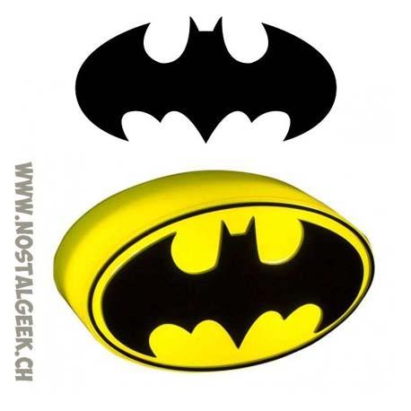 Batman Mini Logo Light