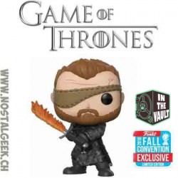 Funko Pop Game Of Thrones NYCC 2018 Beric Dondarrion Edition limitée
