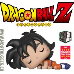 Funko Pop Animation SDCC 2018 Dragon Ball Z Dead Yamcha Exclusive Vinyl Figure