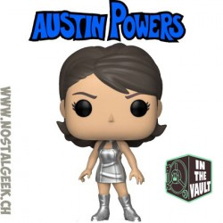 Funko Pop Movies Austin Powers Vanessa Kensington Vinyl Figure