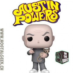 Funko Pop Movies Austin Powers Dr. Evil Vinyl Figure