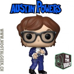 Funko Pop Movies Austin Powers Vinyl Figure