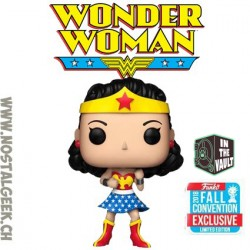 Funko Pop DC Wonder Woman Diana Prince (Ice Cream) Exclusive Vinyl Figure