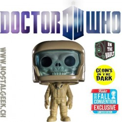 Funko Pop TV NYCC 2018 Doctor Who Vashta Nerada GITD Vinyl Figure