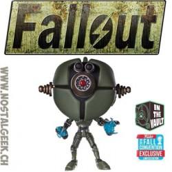 Funko Pop Games NYCC 2018 Fallout Assaultron Phosphorescent Edition Limitée