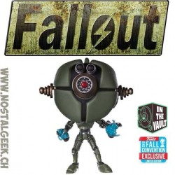 Funko Pop Games NYCC 2018 Fallout Assaultron Exclusive Vinyl Figure