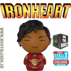 Funko Dorbz Marvel NYCC 2018 IronHeart Vaulted Edition Limitée