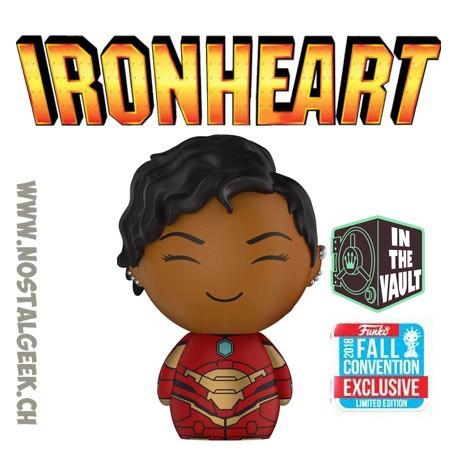 Funko Dorbz Marvel NYCC 2018 IronHeart Exclusive Vinyl Figure
