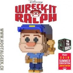Funko Pop 8-bit SDCC 2018 Wreck-it Ralph - Fix-It Felix Exclusive Vinyl Figure