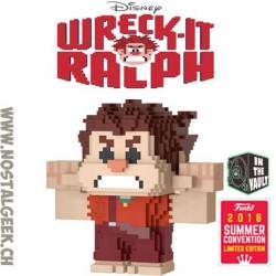 Funko Pop 8-bit SDCC 2018 Wreck-it Ralph Edition Limitée