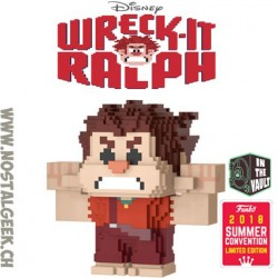 Funko Pop 8-bit SDCC 2018 Wreck-it Ralph Exclusive Vinyl Figure
