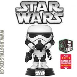 Funko Pop SDCC 2018 Star Wars Imperial Patrol Trooper Edition Limitée
