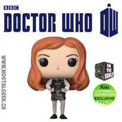 Funko Pop ECC 2018 TV Doctor Who Amy Pond Exclusive Vinyl Figure