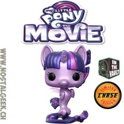 Funko Pop My Little Pony Twilight Sparkle Sea Pony Chase Vinyl Figure
