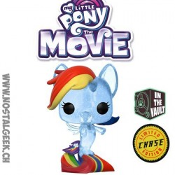 Funko Pop My Little Pony Rainbow Dash Sea Pony Chase Vinyl Figure
