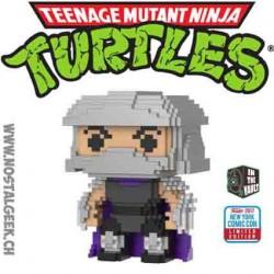 Funko Pop NYCC 2017 8-bits Teenage Mutant Ninja Turtle Shredder Limited Vinyl Figure