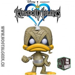 Funko Pop NYCC 2017 Disney Kingdom Hearts Halloween Donald Limited Vynil Figure