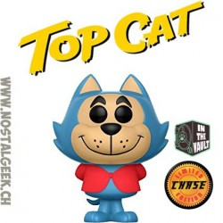 Funko Pop Hanna-Barbera Top Cat Benny The Ball Chase Vinyl Figure