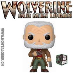 Funko Pop NYCC 2017 Marvel Old Man Logan Edition Limitée