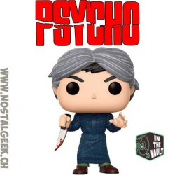 Funko Pop Movies Psycho Norman Bates Vinyl Figure