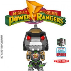 Funko Pop! NYCC 2017 Power Rangers Dragonzord 15cm Exclusive Vinyl Figure