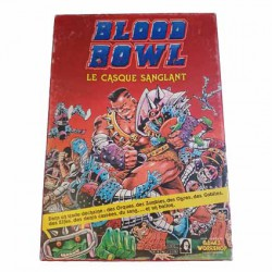 Warhammer Blood Bowl - Le casque Sanglant - Games Workshop Descartes 1986 Board Game