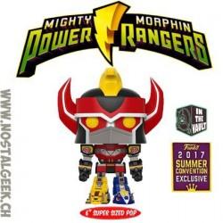 Funko Pop! SDCC 2017 Power Rangers Megazord 15cm Edition Limitée