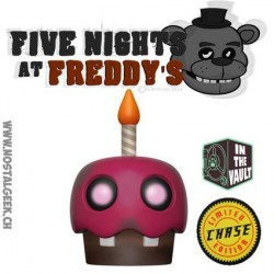 Funko Pop! Games Five Nights at Freddy's Nightmare Cupcake Chase Exclusive