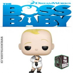 Funko Pop! Movies The Boss Baby Diaper and Tie