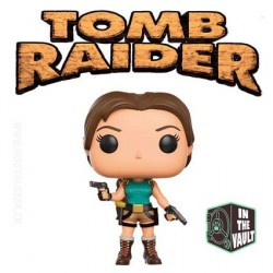 Funko Pop! Jeux Vidéo Tomb Raider Lara Croft