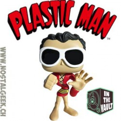 Funko Pop DC Plastic Man Exclusive Vinyl Figure