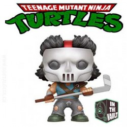 Funko Pop! Nickelodeon TMNT Casey Jones Edition Limitée Vaulted