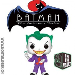 Funko Pop DC Animated Batman The Joker Vinyl Figure