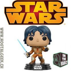 Funko Pop Star Wars Rebels Ezra Vinyl Figure