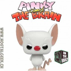 Funko Pop Pinky and the Brain (Minus Et Cortex) The Brain (Rare)