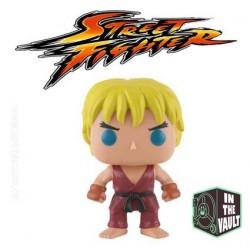 Funko Pop Jeux Vidéo Street Fighter Ryu