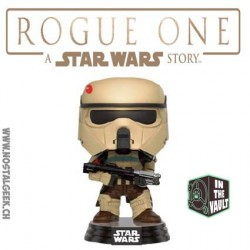 Funko Pop! Star Wars Rogue One Scarif Stormtrooper Exclusive Figure