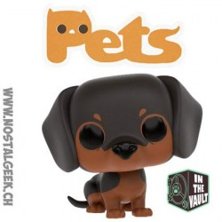 Pop Animaux (Pets) Dogs Funko Pop Animaux (Pets) Dogs Dachshund Vinyl Figure