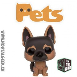 Funko Pop Animaux (Pets) Dogs German Sheperd Vinyl Figure