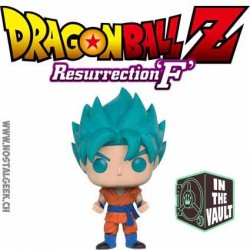 Funko Pop! Animation Dragon Ball Z Super Saiyan God Super Saiyan Goku Edition limitée