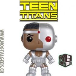 Funko Pop! DC Heroes Comics Cyborg