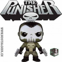 Funko Pop! Marvel The Punisher Vinyl Figure