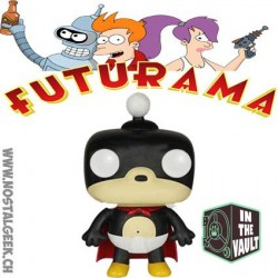 Funko Pop Cartoons Futurama Nibbler Vinyl Figure
