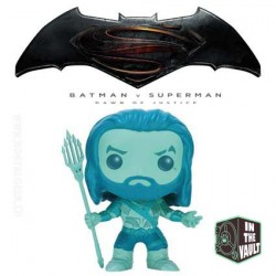 Funko Pop! DC Batman vs Superman Blue Aquaman Edition Limitée
